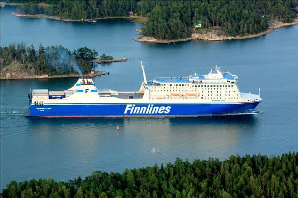 Finnlines Travemunde Helsinki